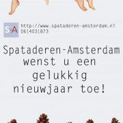 spataderen-amsterdam wenst jou een gelukkig nieuwjaar toe